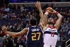 NBA. Washington Wizards przegrali z Utah Jazz. Sześć punktów Marcina Gortata