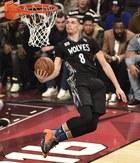 NBA: Zach LaVine po drugi z rzędu wygrał konkurs wsadów
