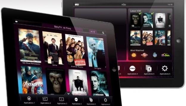 nc+GO - mobilny dostęp do treści platformy nc+ /materiały prasowe