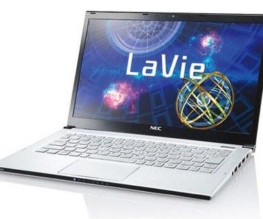 NEC LaVie Z - najlżejszy ultrabook świata?