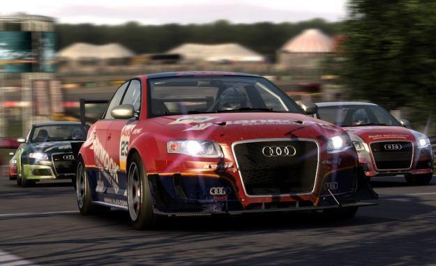 Need for Speed: SHIFT - twórcy gry mają ciekawy pomysł na biznes... /Informacja prasowa