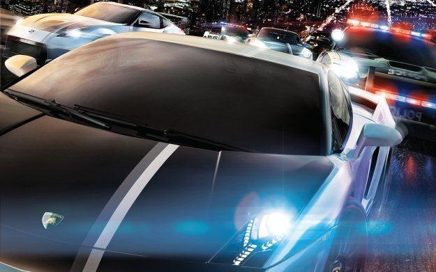 Need for Speed: World - motyw graficzny /Informacja prasowa