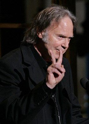 Neil Young /AFP