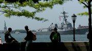"""""""Nękające manewry"""" wobec amerykańskiego niszczyciela. Stoi za tym Iran"""