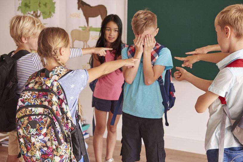 Nękanie w dzieciństwie może wpływać na zachorowania przewlekłe /©123RF/PICSEL