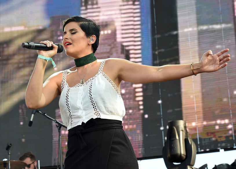Nelly Furtado na scenie /Kevin Winter /Getty Images