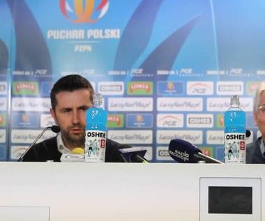 Nenad Bjelica o meczu z Pogonią Szczecin. Wideo