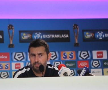 Nenad Bjelica przed meczem z Termalicą. Wideo