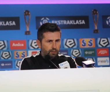 Nenad Bjelica, trener Lecha Poznań, przed inauguracją sezonu Ekstraklasy z Sandecją Nowy Sącz