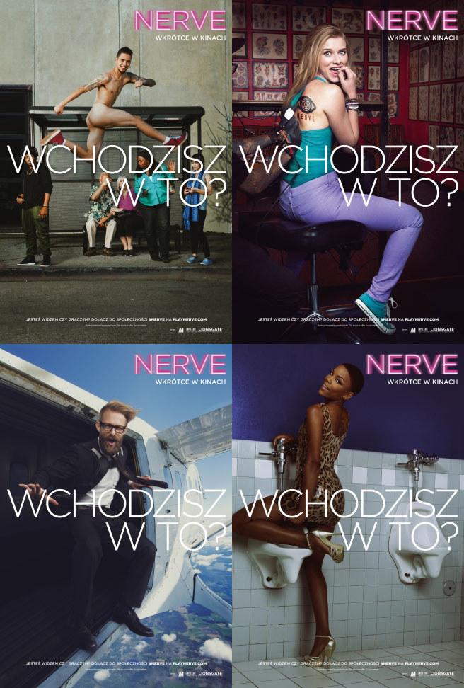 """""""Nerve"""" trafi do polskich kin 2 września /materiały dystrybutora"""
