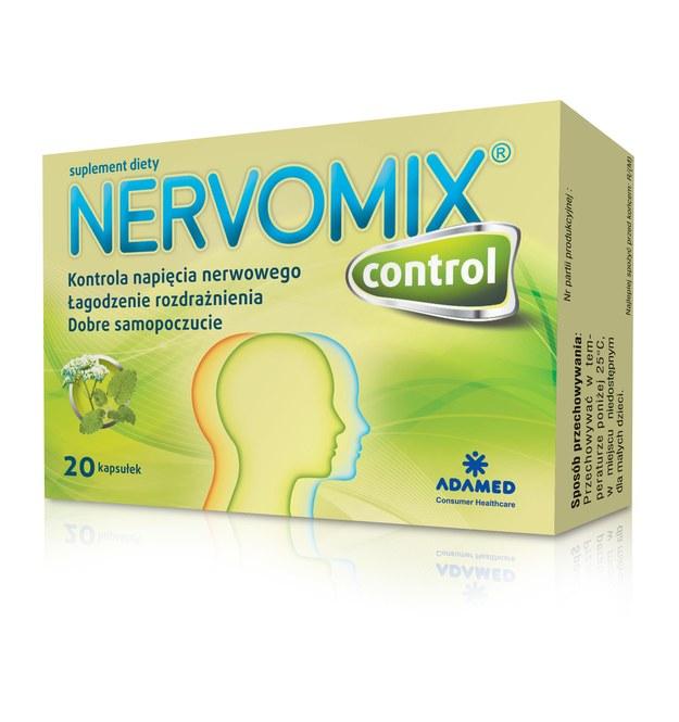 Nervomix - na każdy rodzaj stresu