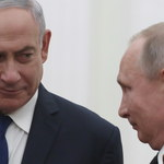 Netanjahu: Rosja nie będzie próbowała ograniczać działań Izraela w Syrii