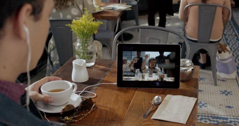 Netflix na urządzeniach mobilnych to kino i telewizja tam, gdzie właśnie jesteśmy /materiały prasowe