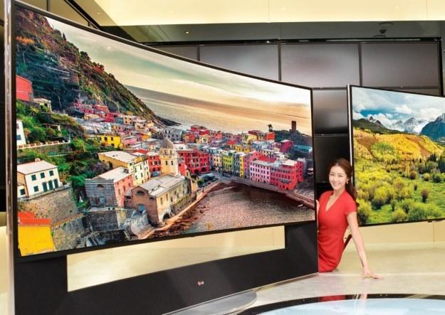 Netflix zadba o to, aby telewizory Ultra HD LG miały odpowiednie materiały wideo w jakości UHD. Samsung i Sony mają podobną strategię /materiały prasowe