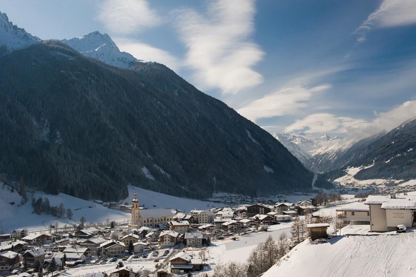 Neustift - urocze miasteczko u podnóża lodowca /materiały prasowe