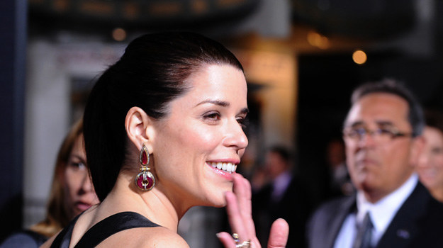 Neve Campbell /Frazer Harrison /Getty Images