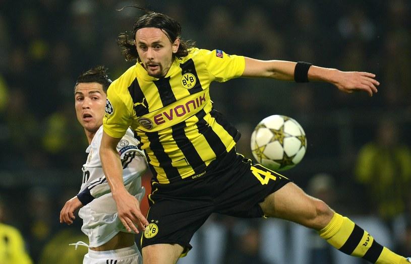 Neven Subotić, obrońca Borussii Dortmund /AFP