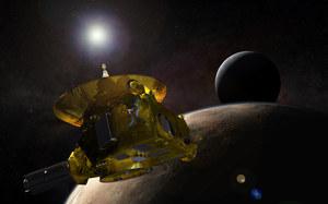New Horizons - historyczna misja na Plutona