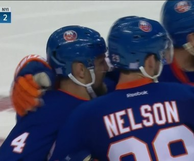 New York Islanders - Montreal Canadiens 2-3. Wideo