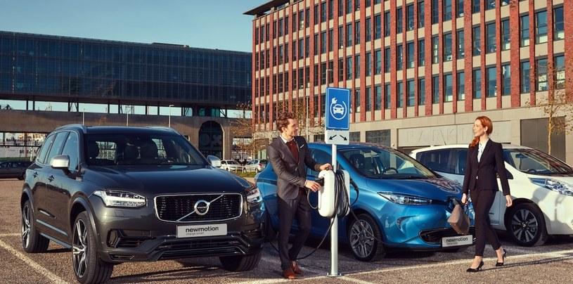 NewMotion oferuje stacje ładowania aut elektrycznych w wielu krajach Europy /