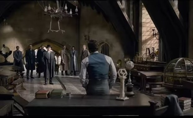 Newt Scamander wraca do kin w listopadzie!