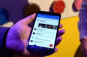 Nexus Huawei z wyświetlaczem AMOLED Samsunga?