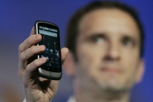 Nexus One raczej nie podbije rynku tak jak zrobił to iPhone /AFP