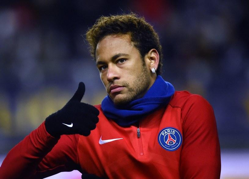Neymar dołączy do madryckiego klubu? /AFP