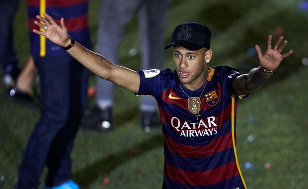 Neymar ma sobowtóra. Z wosku