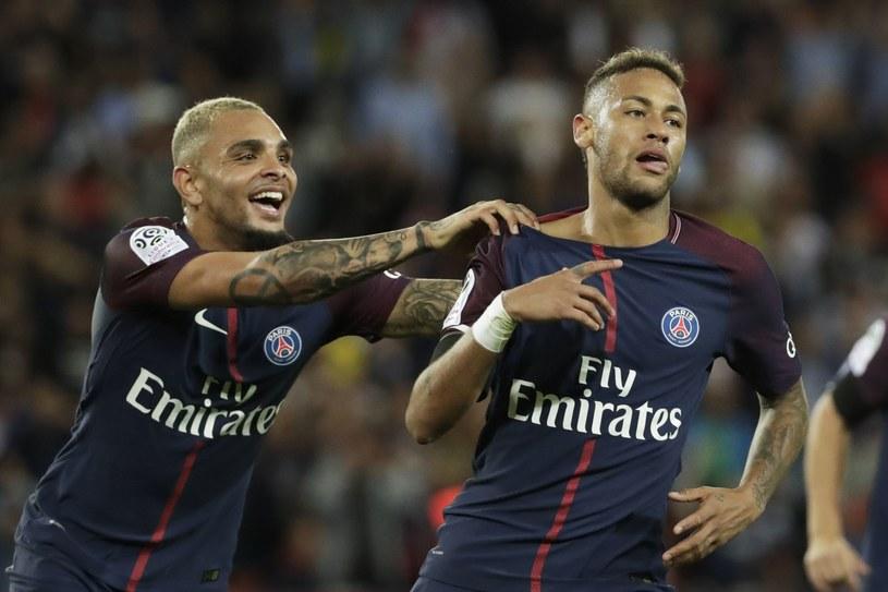 Neymar rozegrał świetny mecz przeciwko Toulouse FC /AFP