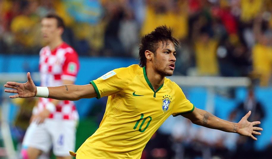 Neymar /DIEGO AZUBEL /PAP/EPA