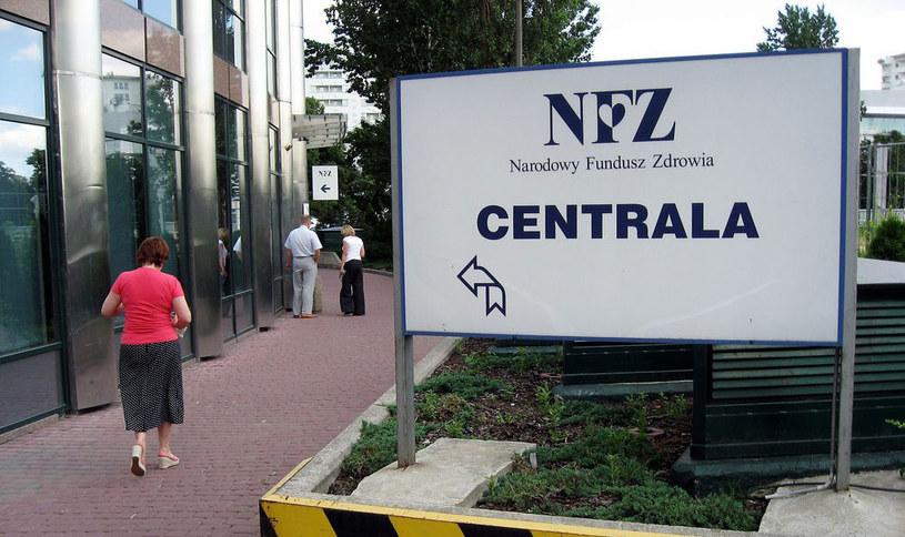 NFZ zaproponował klinice nową umowę na przyszły rok. /Krzysztof Wojda /Reporter