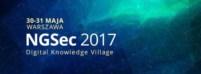 NGSec 2017 /materiały prasowe