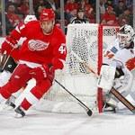 NHL: 14. z rzędu zwycięstwo Red Wings w Detroit