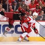 NHL: 19. zwycięstwo z rzędu Red Wings na własnym lodzie
