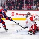 NHL. Dziesięć goli Montreal Canadiens