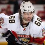 NHL. Jaromir Jagr odchodzi z Florida Panthers