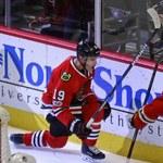 NHL. Minnesota Wild - Chicago Blackhawks 3-5. Jonathan Toews z hat-trickiem i dwiema asystami
