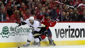 NHL: Pittsburgh Penguins wygrali z Washington Capitals