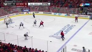 NHL: Washington Capitals - Pittsburgh Penguins 1-2. Skrót meczu