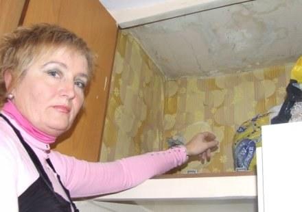 Nic się nie zmieni, będzie śmierdziało jak do tej pory - martwi się pani Teresa/fot. M. Wiśniewski /portalpomorza.pl