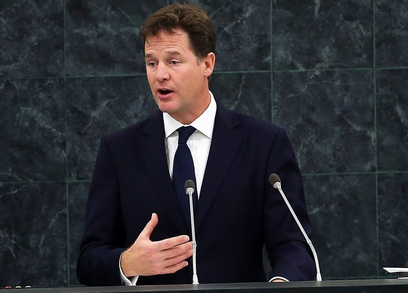 Nick Clegg /AFP