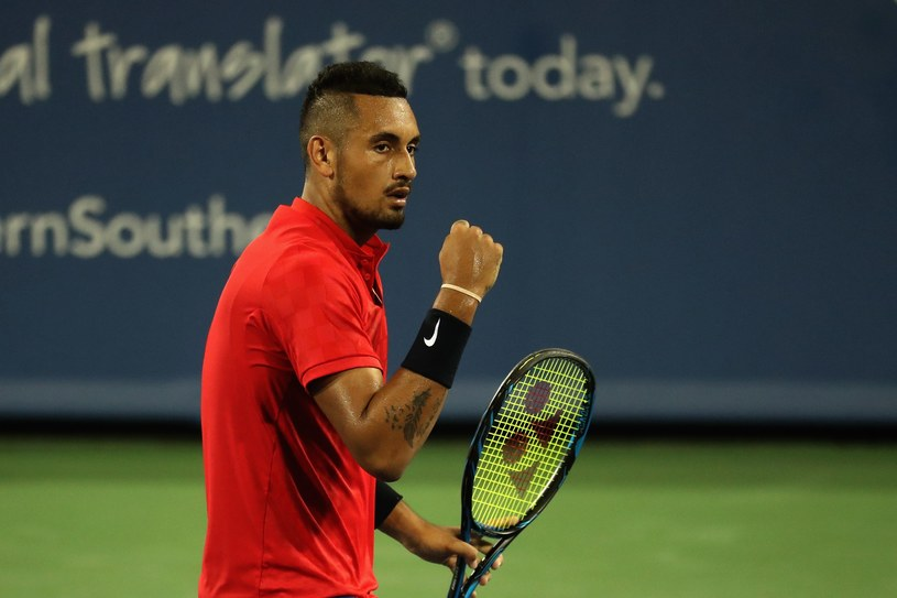 Nick Kyrgios /AFP