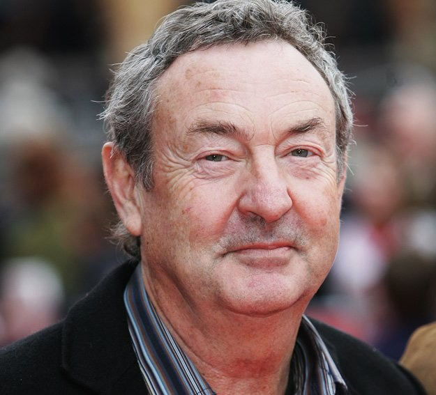Nick Mason wierzy, że namówi kolegów - fot. MJ Kim /Getty Images/Flash Press Media