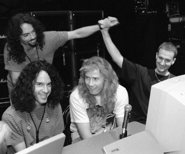 Nick Menza nie żyje. Były perkusista Megadeth miał 51 lat