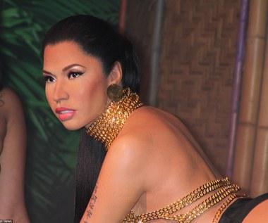 Nicki Minaj z wosku