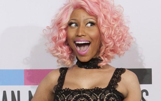Nicki Minaj - zdjęcie /AFP
