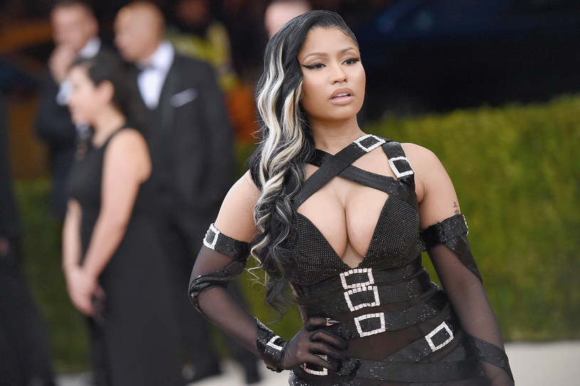 Nicki Minaj /Mike Coppola /Getty Images