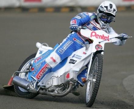 Nicki Pedersen, fot. Łukasz Grochala /Agencja Przegląd Sportowy