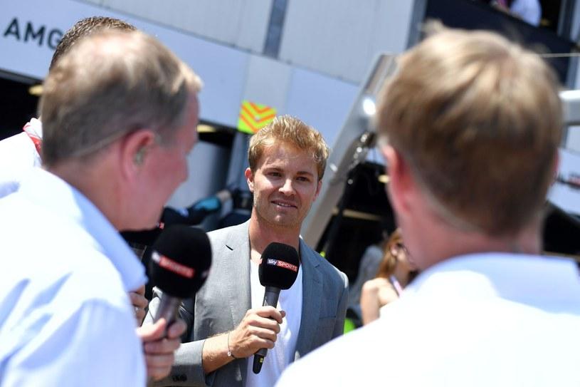Nico Rosberg nie zamierza wracać do rywalizacji w F1 /AFP
